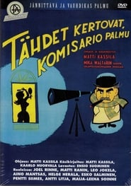 It Is Written in the Stars, Inspector Palmu affisch