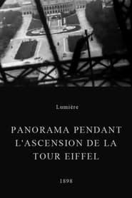 Panorama pendant l'ascension de la Tour Eiffel