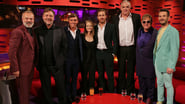 The Graham Norton Show Season 19 Episode 9 : Russell Crowe, Ryan Gosling, Jodie Foster, Greg Davies, Tom Daley, Sir Elton John