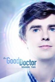 The Good Doctor S02E01 – Hello poster