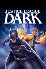 Justice League Dark movie poster