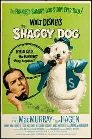 Affiche de Film The Shaggy Dog