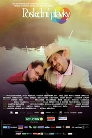 Poslední plavky Film Plakat