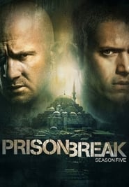 Prison Break - Season 5 Episode 2 : Kaniel Outis Season 5