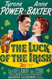 The Luck of the Irish Film Plakat