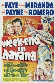 Week-End in Havana Film streamiz