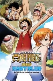 One Piece Episode of East Blue Luffy and His 4 Crewmate's Big Adventure (2017)