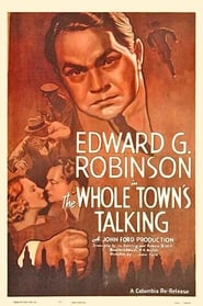 The Whole Town's Talking Film Plakat