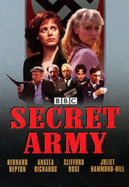 Secret Army streaming vf poster