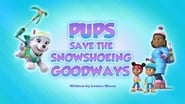 Pups Save the Snowshoeing Goodways