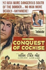 Conquest of Cochise locandina