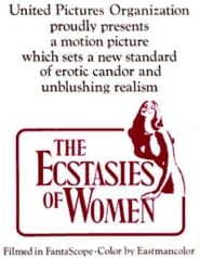 The Ecstasies of Women Film Plakat