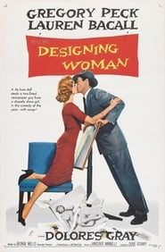 Designing Woman Film Plakat