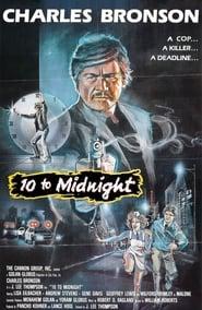 Watch 10 to Midnight Online Movie