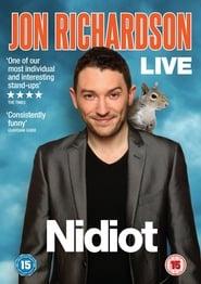 Plakat Jon Richardson Live: Nidiot