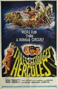 The Three Stooges Meet Hercules Poster