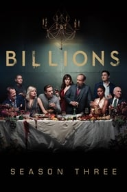 Billions streaming vf poster