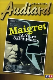 Maigret and the St. Fiacre Case Film Plakat