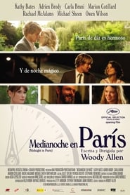 Tom Hiddleston actuacion en Midnight in Paris