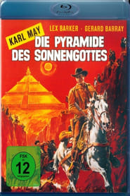 Pyramid of the Sun God Poster