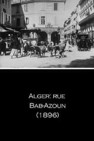 Alger : rue Bab-Azoun