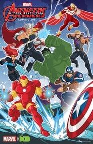 Streaming Marvel's Avengers Assemble poster