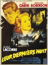 Affiche de Film Their Last Night