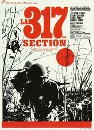 poster do La 317ème section
