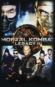 Streaming Mortal Kombat: Legacy poster