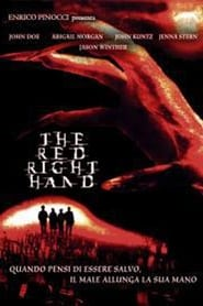 The red right hand affisch