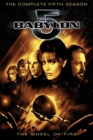 Streaming Babylon 5 poster