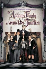 Die Addams Family in verrückter Tradition (1993)