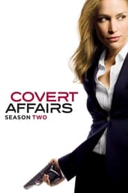 Watch Covert Affairs season 2 episode 14 S02E14 free