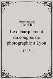 The Photographical Congress Arrives in Lyon