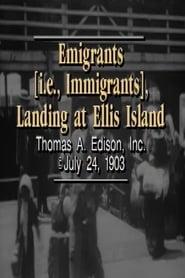 Emigrants Landing at Ellis Island
