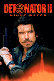 Pierce Brosnan Poster Night Watch