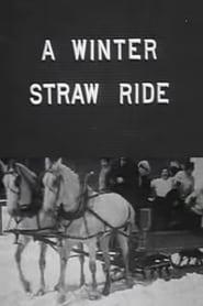 A Winter Straw Ride