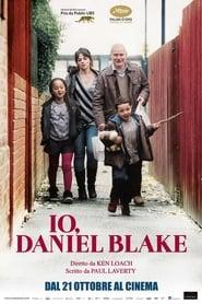 Io, Daniel Blake (2017) Film poster