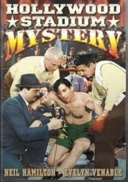 poster do Hollywood Stadium Mystery