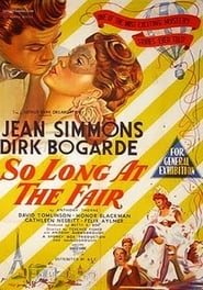 Affiche de Film So Long at the Fair
