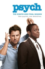 Psych streaming vf poster