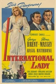 Plakat International Lady