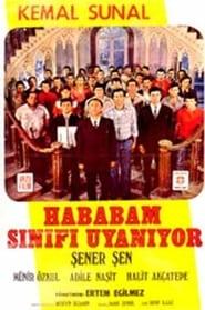 Hababam Sınıfı Uyanıyor Film Plakat