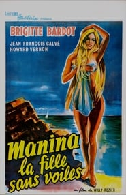 Póster Manina, the Lighthouse-Keeper's Daughter