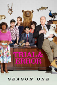Streaming Trial & Error poster