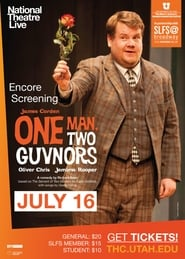 National Theatre Live: One Man, Two Guvnors Film Plakat