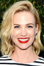 How old was January Jones in Unknown
