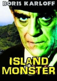 The Island Monster locandina