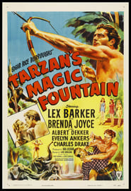 Affiche de Film Tarzan's Magic Fountain