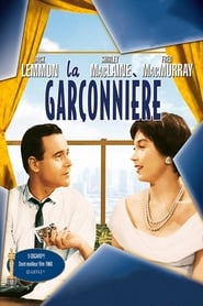La garçonnière (1960) Netflix HD 1080p